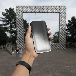 DOCUMENTA Smartphone case and bracelet by SHAROKINA at documenta14. —— More pics: #cavafadeblacksilver, #intrapureblackrosegold More phone cases & bracelets: #cavacase, #intrabracelet —— SHOP: www.sharokina.com —— #SHAROKINA #handmade #love #accessories #accessoires #design #leather #style #lifestyl...