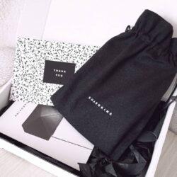 XMAS BREAK Ihr Lieben, nachdem nun auch die allerletzten Päckchen verpackt und auf dem Weg zu ihren neuen Besitzerinnen sind, freue ich mich auf entspannte Weihnachtstage und eine kleine Auszeit bis zum 03.01.20. Lasst es euch gut gehen und feiert schön!  • • • #SHAROKINA #FashionFollowsEmotion #han...