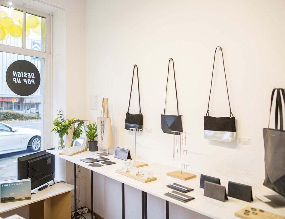 SHAROKINA Design Pop Up Store Düsseldorf