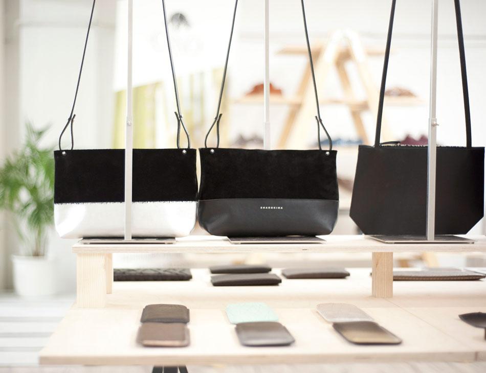 SHAROKINA auf Messe Gallery Shoes & Accessories Düsseldorf