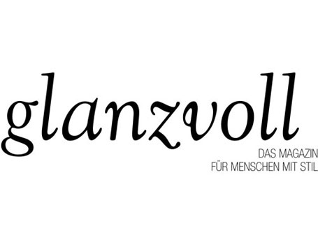 Glanzvoll Magazin Logo