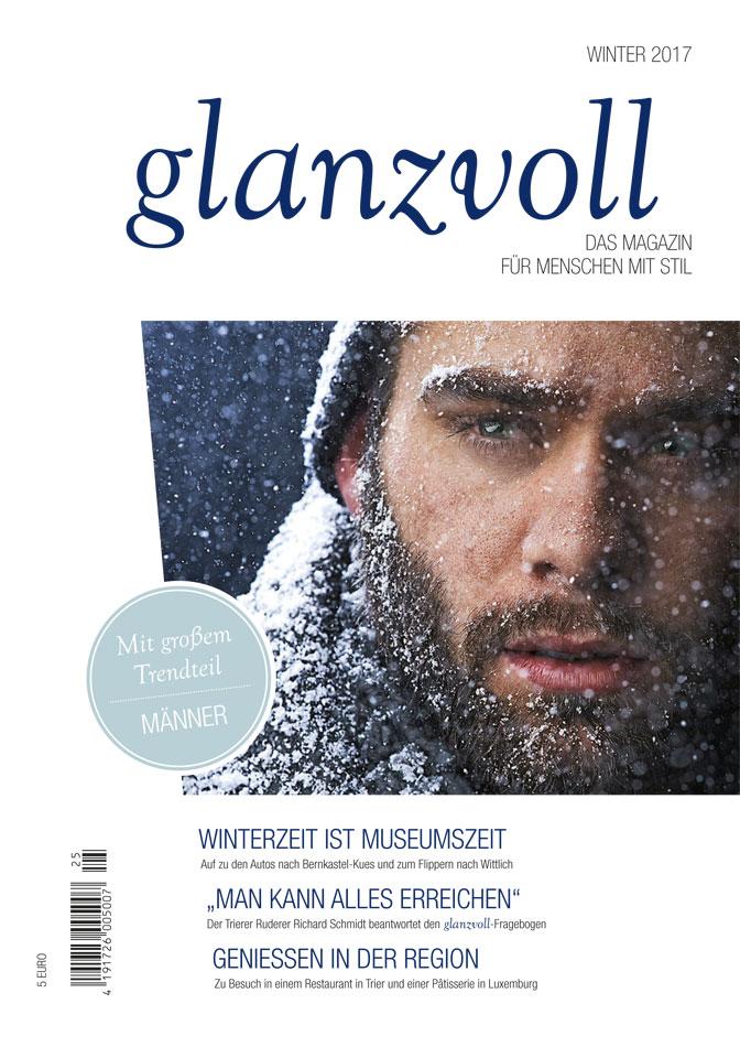 SHAROKINA Interview glanzvoll Magazin