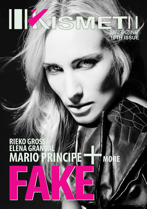 SHAROKINA Editorial Kismet Magazine