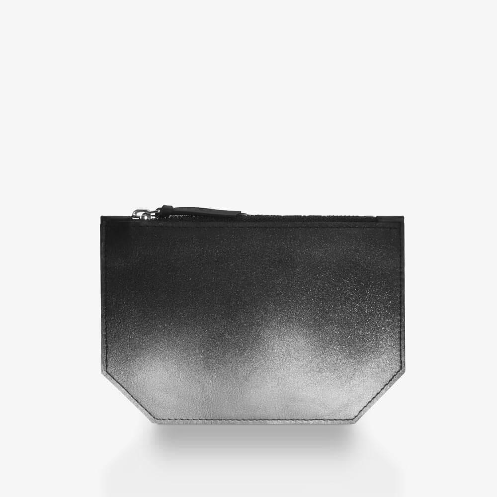 Seta Fade Black Silver