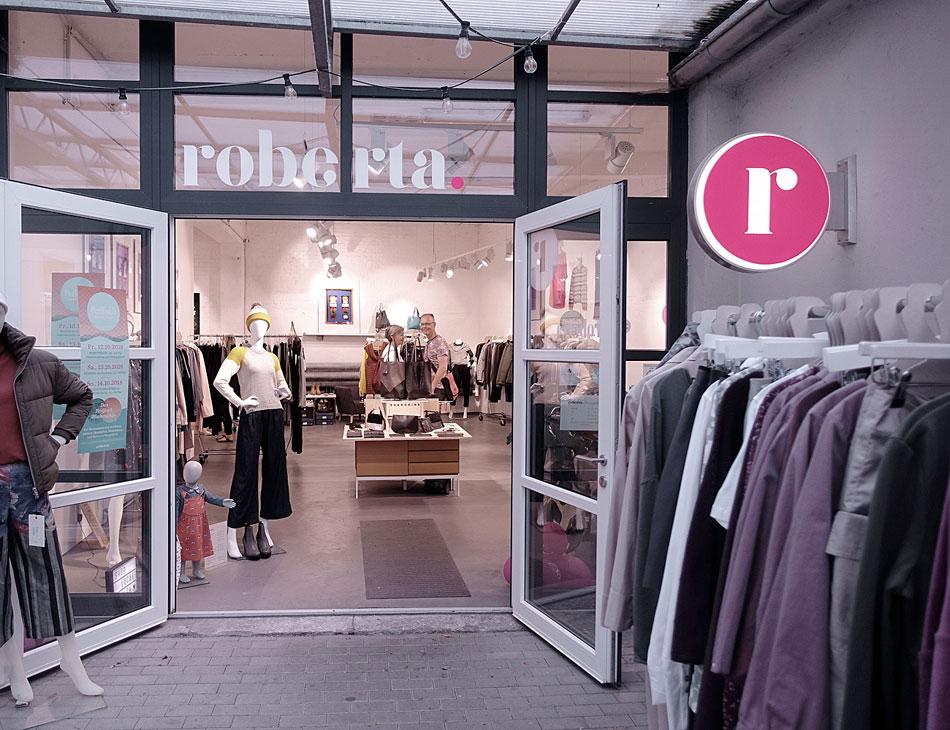 Roberta Organic Fashion Store Düsseldorf Nordstraße
