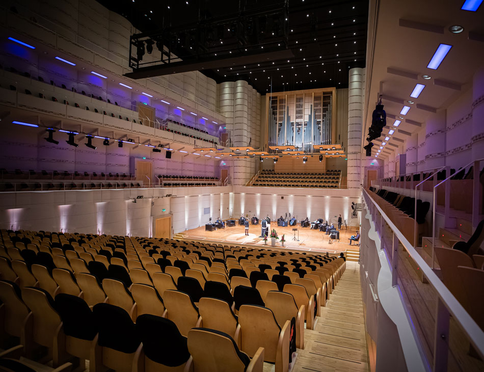 Preiverleihung zum Manufactum Staatspreis NRW im Konzerthaus Dortmund