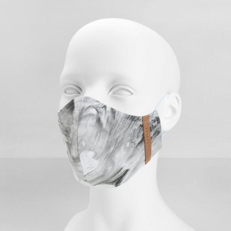 Stoffmaske Premium Unique Black