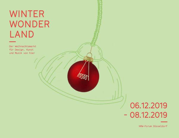 Winter Wonderland Düsseldorf NRW-Forum